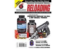 "Hodgdon ""2018 Annual Reloading Manual"" Reloading Manual"