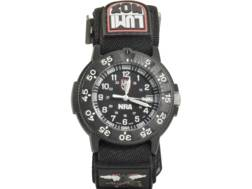 Luminox Original Navy SEAL Watch with NRA Logo Black