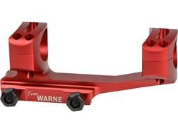 Warne 1-Piece Gen 2 Extended SKEL MSR Scope Mount Picatinny-Style with Rings