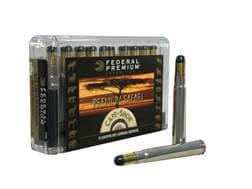 Federal Premium Cape-Shok Ammunition 375 H&H Magnum 300 Grain Woodleigh Hydrostatically Stabilize...