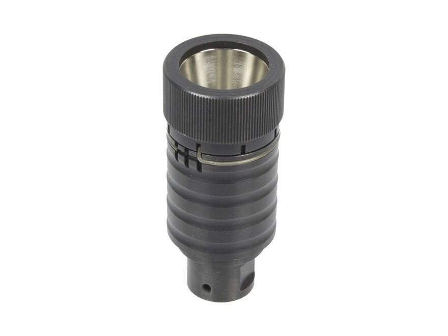 """CMMG Krink Flash Hider 30 Caliber 5/8""""-24 Thread Steel Matte"""
