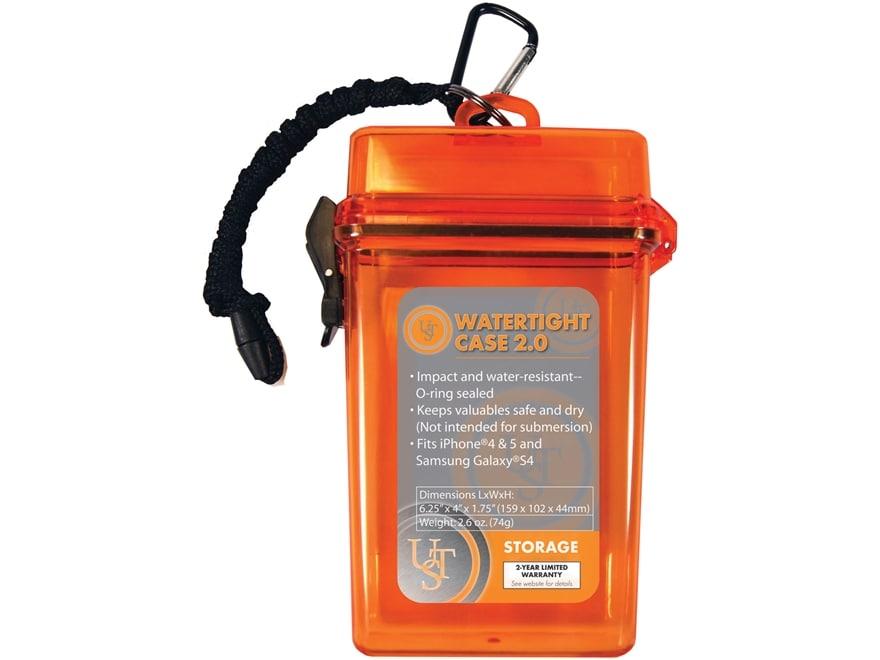 UST Watertight Gear Case 2.0 Polymer Orange