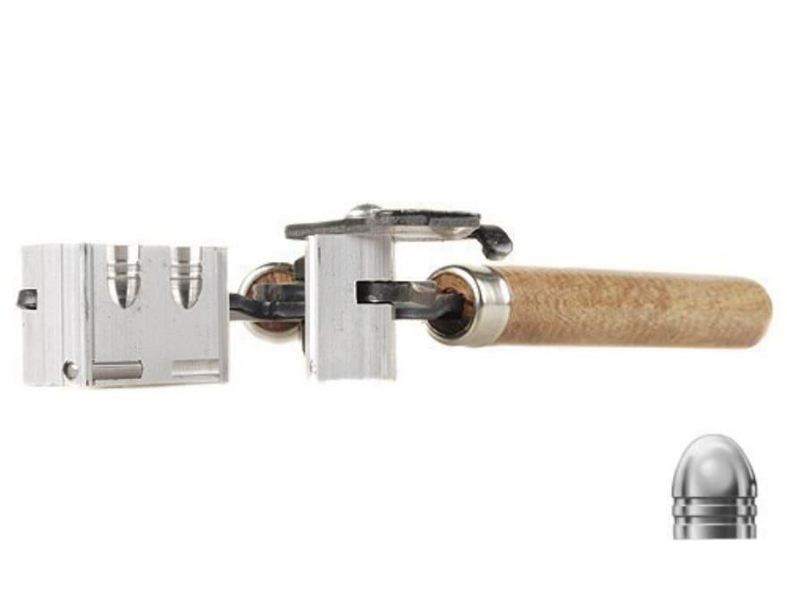 Lee 2-Cavity Bullet Mold 375-130-1R (375 Diameter) 130 Grain 1 Ogive Radius Conical