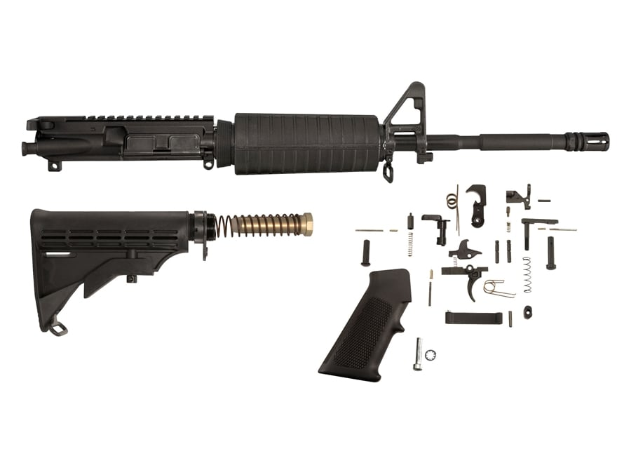 "AR-STONER Carbine Kit with Complete Upper Assembly AR-15 5.56x45mm NATO 1 in 9"" Twist 1..."