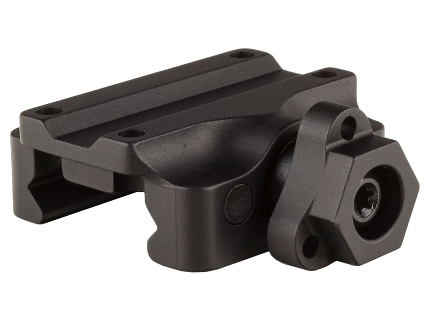 Trijicon MRO Quick-Release Weaver-Style Low Mount Adapter Matte