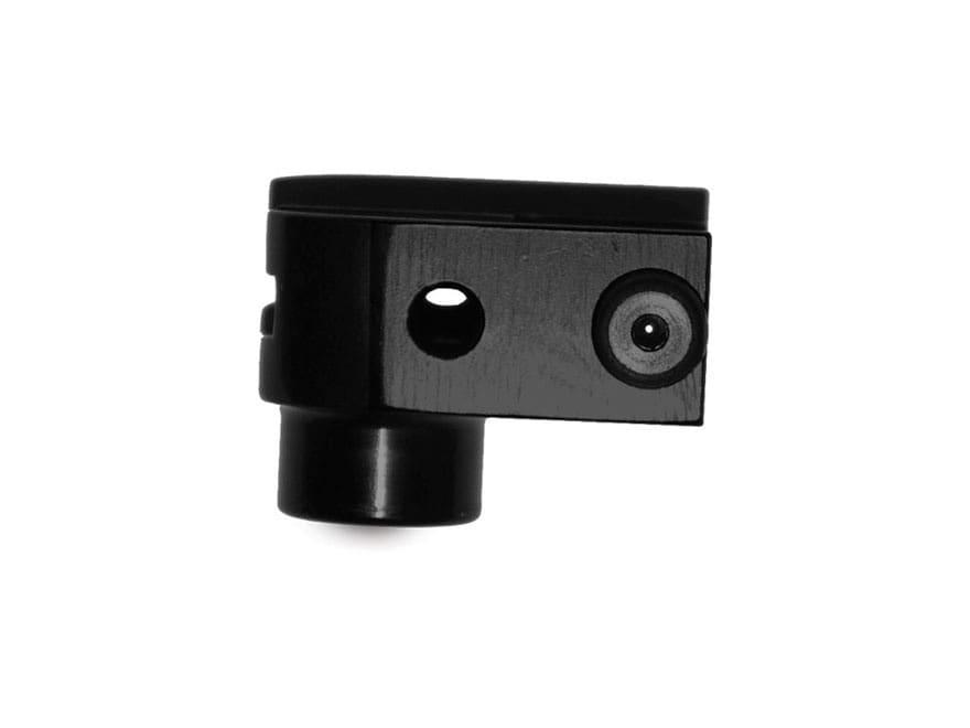 GrovTec Bayonet Lug Quick Detach Sling Swivel Adapter AR-15 Aluminum Black