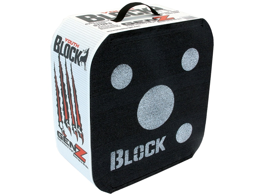 Block Targets Classic GenZ Youth Archery Target