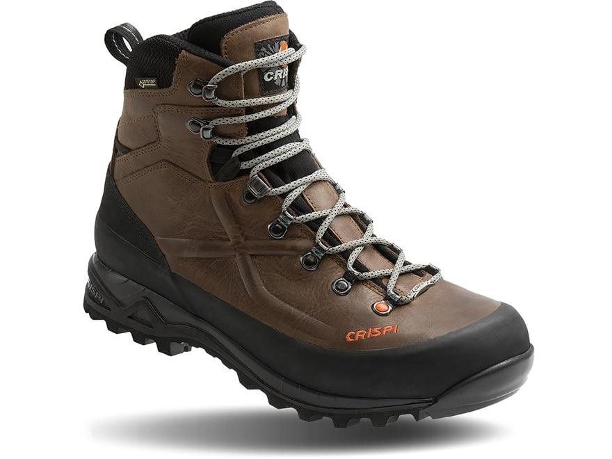 "Crispi Valdres Plus GTX 8"" Waterproof Hunting Boots Leather Men's"