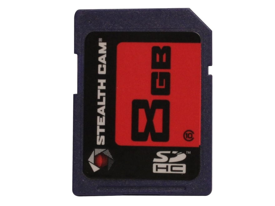 Stealth Cam SD Memory Card