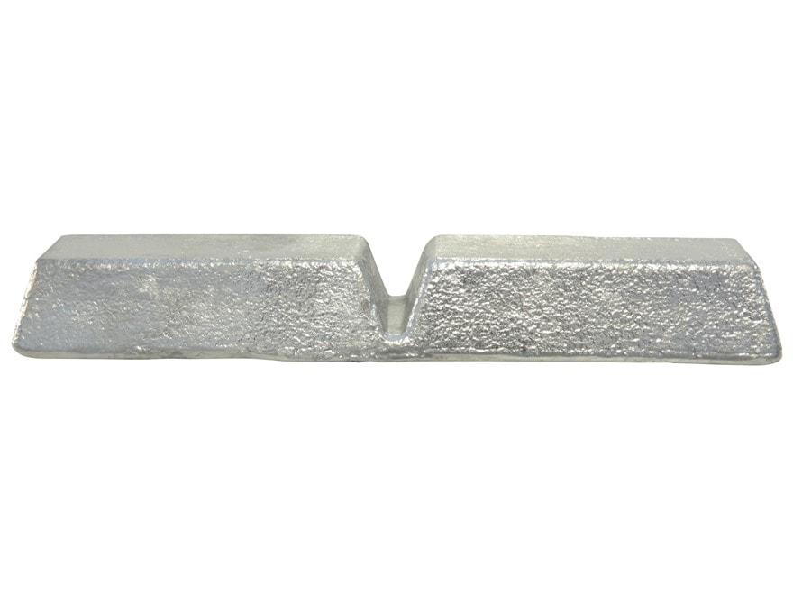 National Metallic Hardball Bullet Casting Alloy Ingot (2% Tin, 6% Antimony, 92% Lead) A...