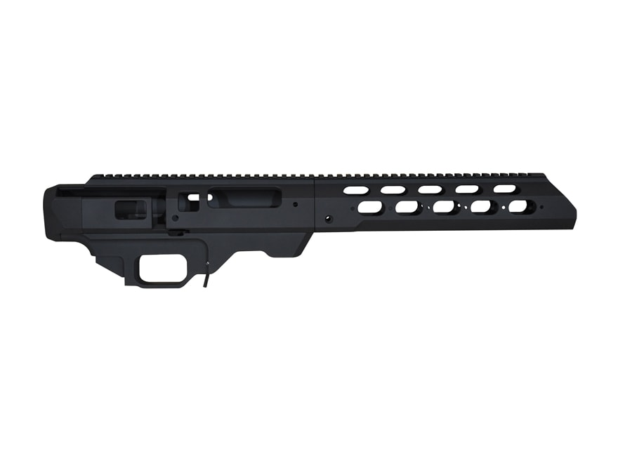 MDT TAC-21 Chassis Right Hand Aluminum Black