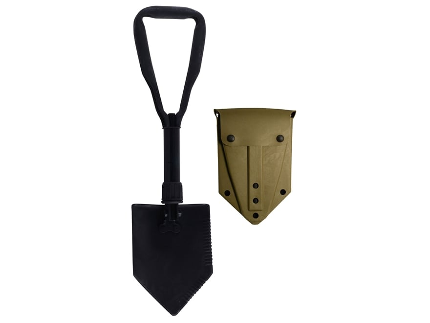 Military Surplus Entrenching Tool with Carrier