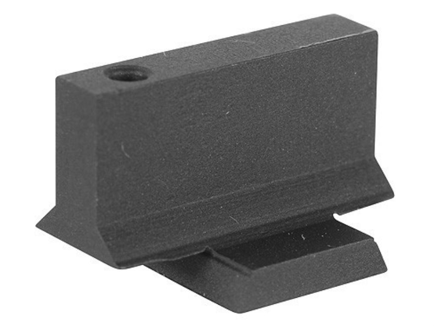 "Cylinder & Slide Strong Site Front Sight with Support Gusset 1911 Novak Cut .075"" Depth..."