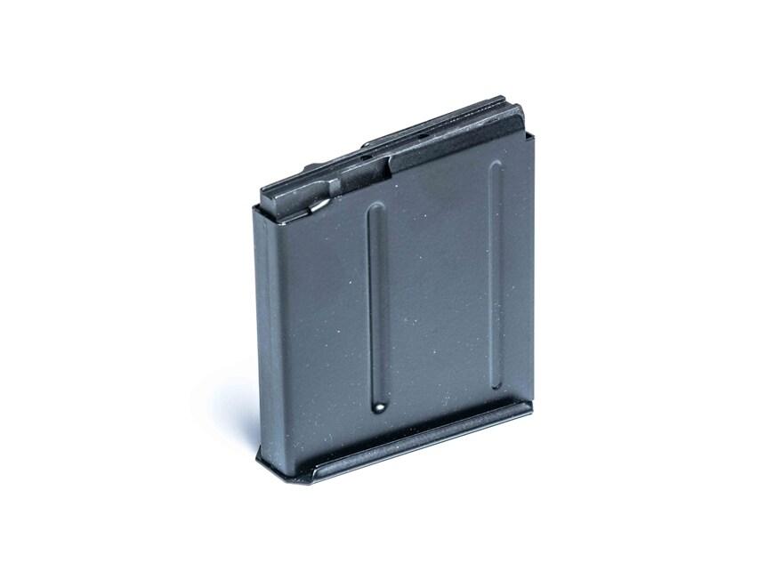 """MDT Magazine AICS Long Action 300 Winchester Magnum 3.715"""" 5-Round Steel Black"""