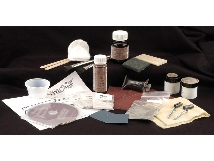 Miles Gilbert Advanced Stock Refinishing Kit - MPN: 139021