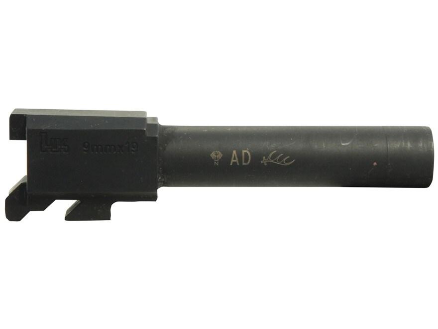 """HK Barrel HK P2000 9mm Luger 3.62"""" Blue"""