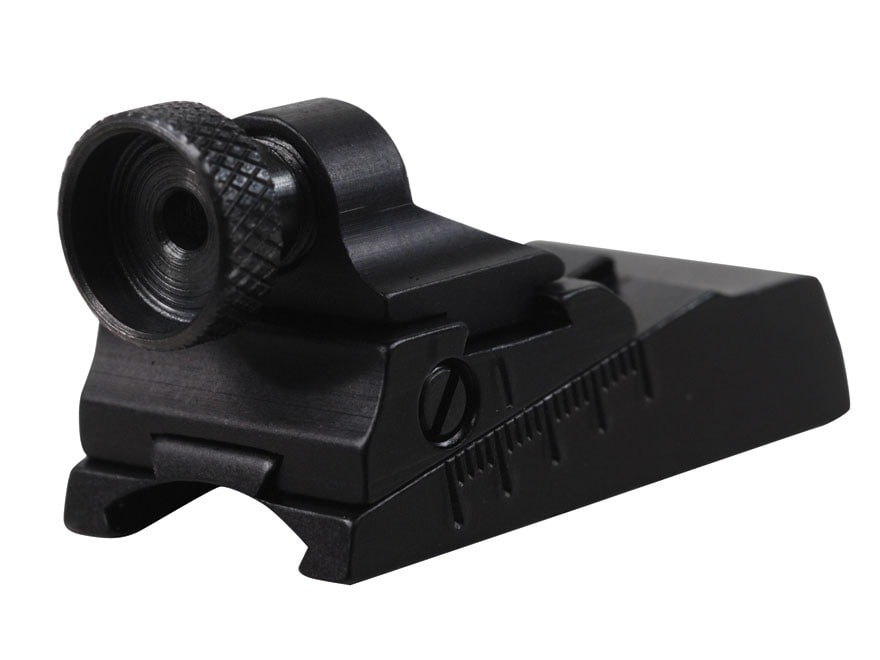 Williams WGRS-54 Guide Receiver Peep Sight Savage-Anschutz 54, 141, 141M, 153, 153S, Re...
