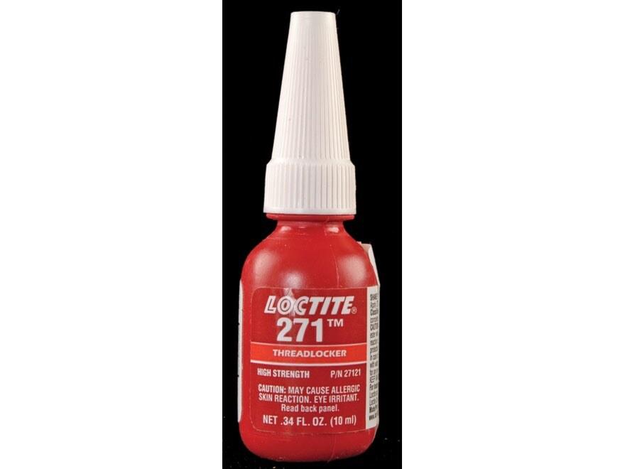 Loctite 271 Threadlocker Red