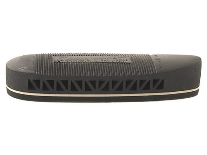 """Pachmayr F250 Light Weight Field Recoil Pad Grind to Fit .85"""" Thick Lined Face White Line"""