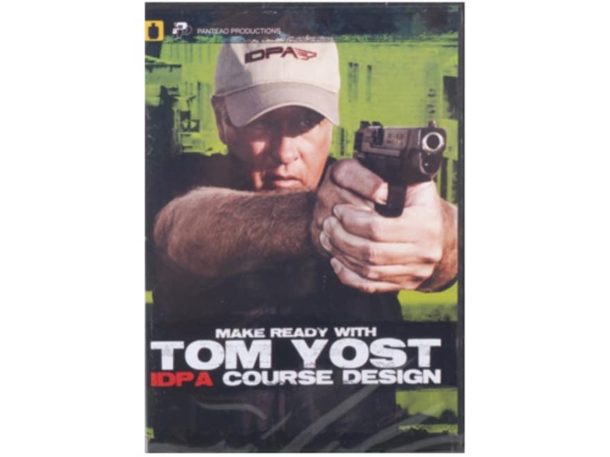 "Panteao ""Make Ready with Tom Yost: IDPA Course Design"" DVD"