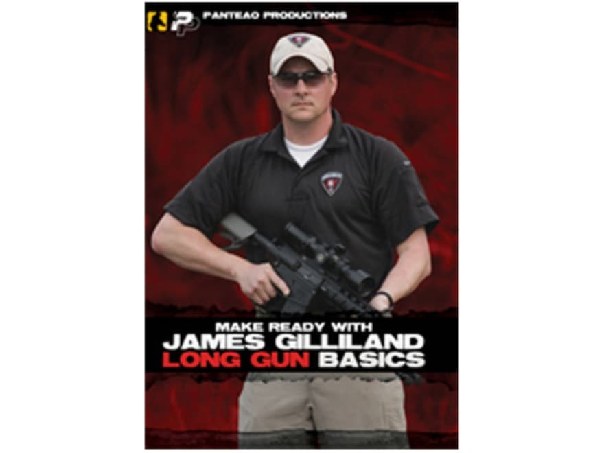"Panteao ""Make Ready with James Gilliland: Long Range Basics"" DVD"