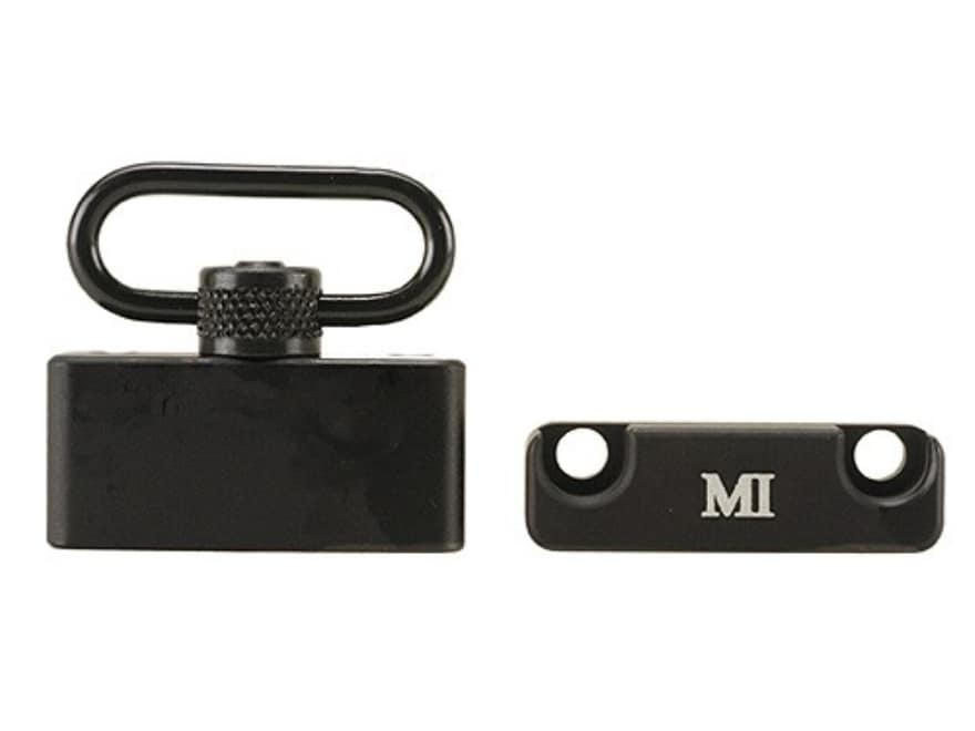 Midwest Industries Rear Sling Mount Adapter AR-15 Carbine for 6-Position Collapsible St...