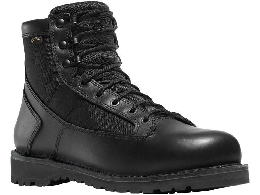 "Danner Stalwart 6"" Waterproof GORE-TEX Tactical Boots Leather/Nylon Black Men's"
