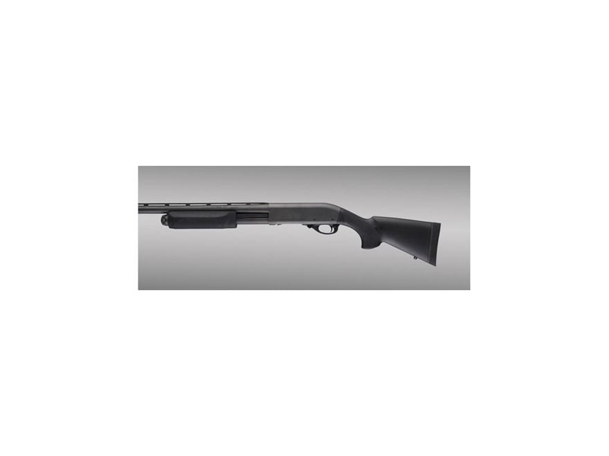 """Hogue Rubber OverMolded Stock and Forend Remington 870 12 Gauge 12"""" Length of Pull Synt..."""