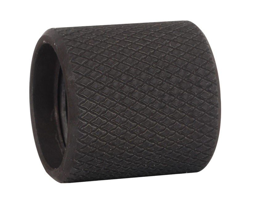 "Yankee Hill Machine Barrel Thread Protector Cap 1/2""-28 Pencil Barrel Steel"