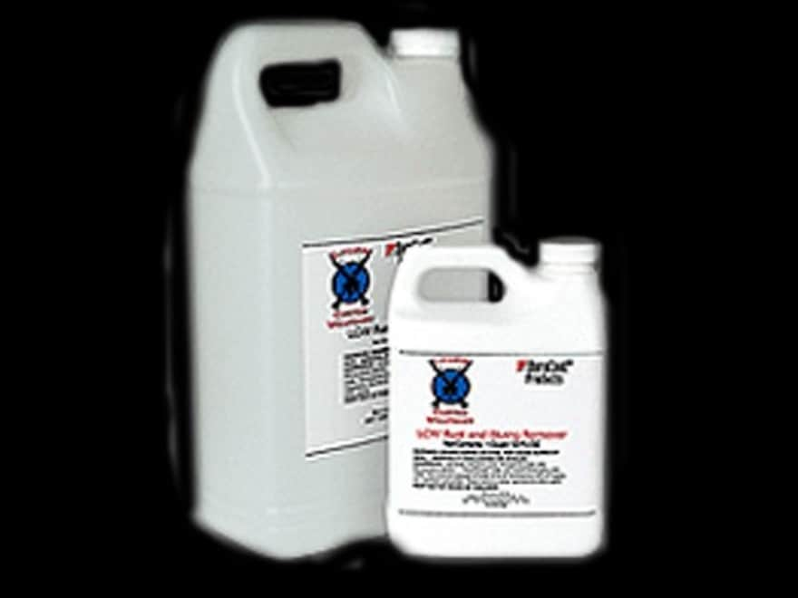 Lauer Custom Weaponry Blue and Rust Remover Liquid