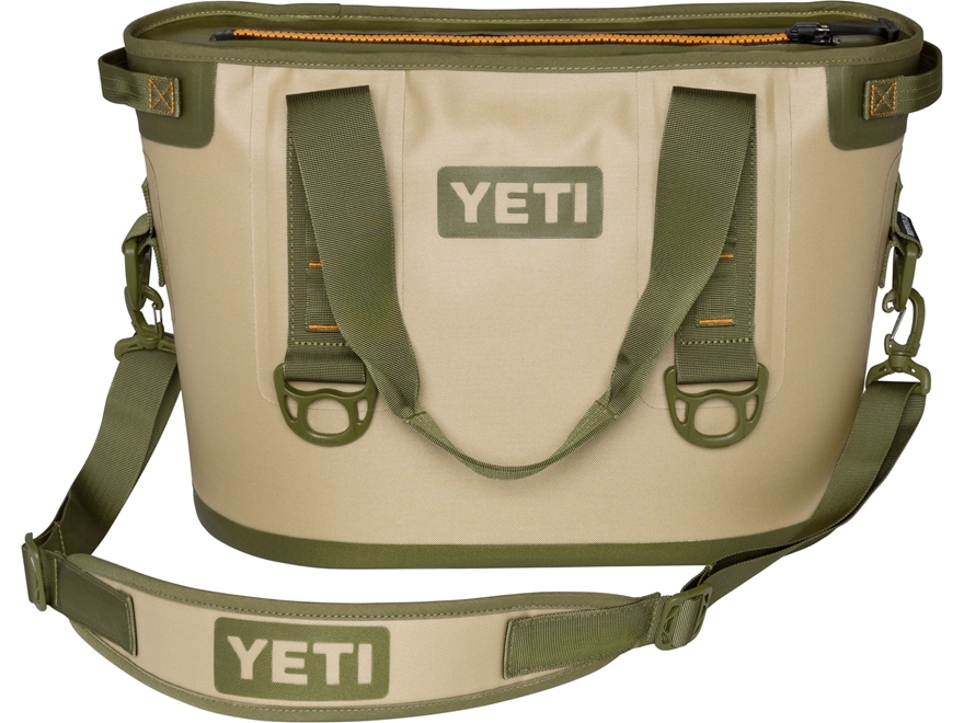 Yeti Can Cooler ~ Yeti coolers hopper soft sided cooler dryhide shell