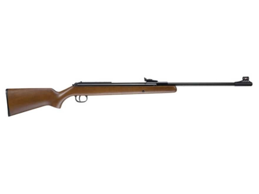 RWS 34 Pellet Air Rifle Wood Stock Blue Barrel
