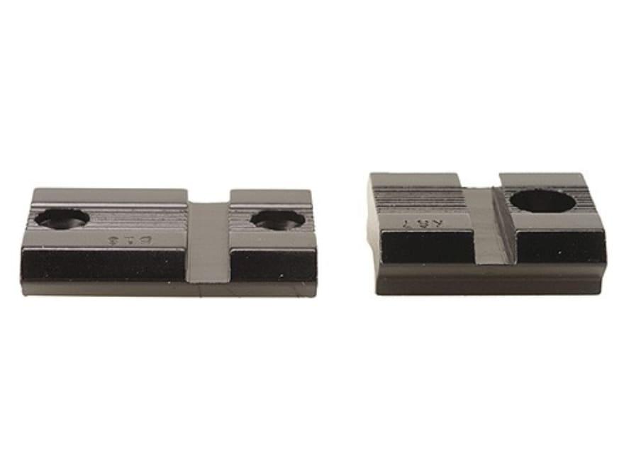 Ironsighter 2-Piece Weaver-Style Scope Base Remington 7 Gloss