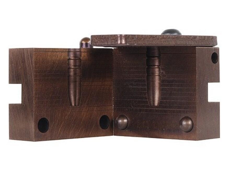 Saeco Bullet Mold #305 31 Caliber (311 Diameter) 180 Grain Flat Nose Gas Check