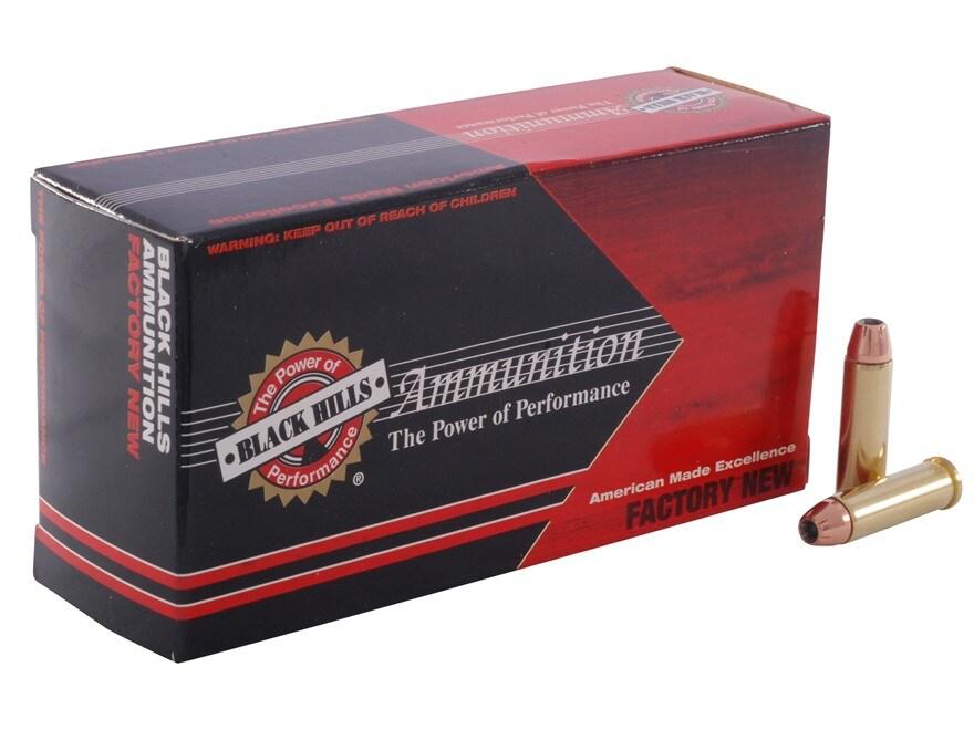 Black Hills Ammunition 32 H&R Magnum 85 Grain Jacketed Hollow Point Box of 50