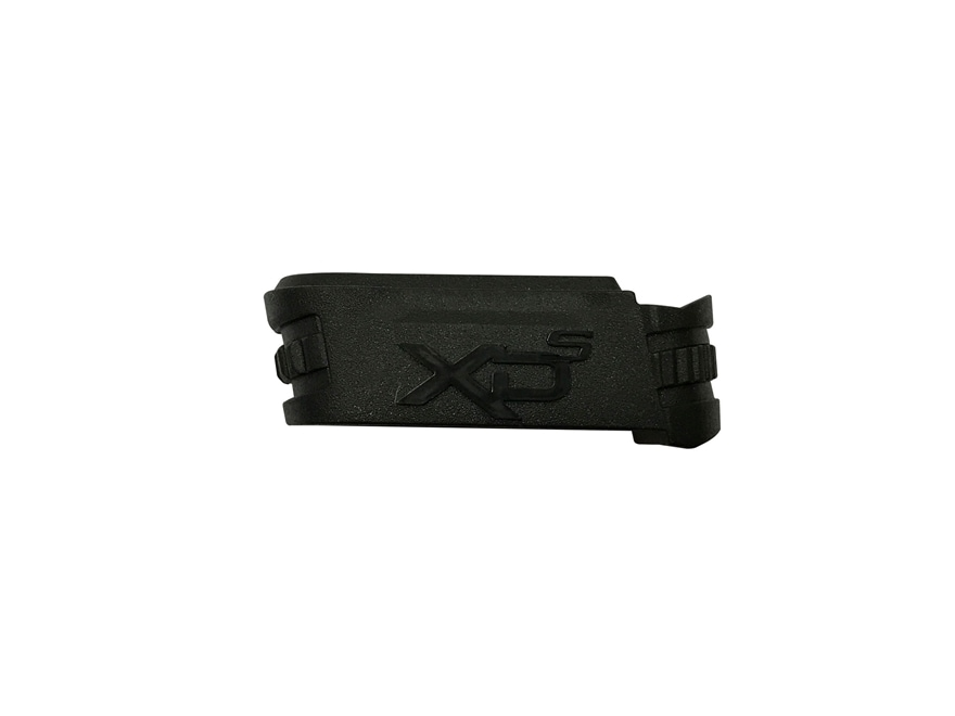 """Springfield Armory Magazine Adapter Springfield XD-S 3.3"""", 4.0"""" 9mm Luger Mid Size Black"""