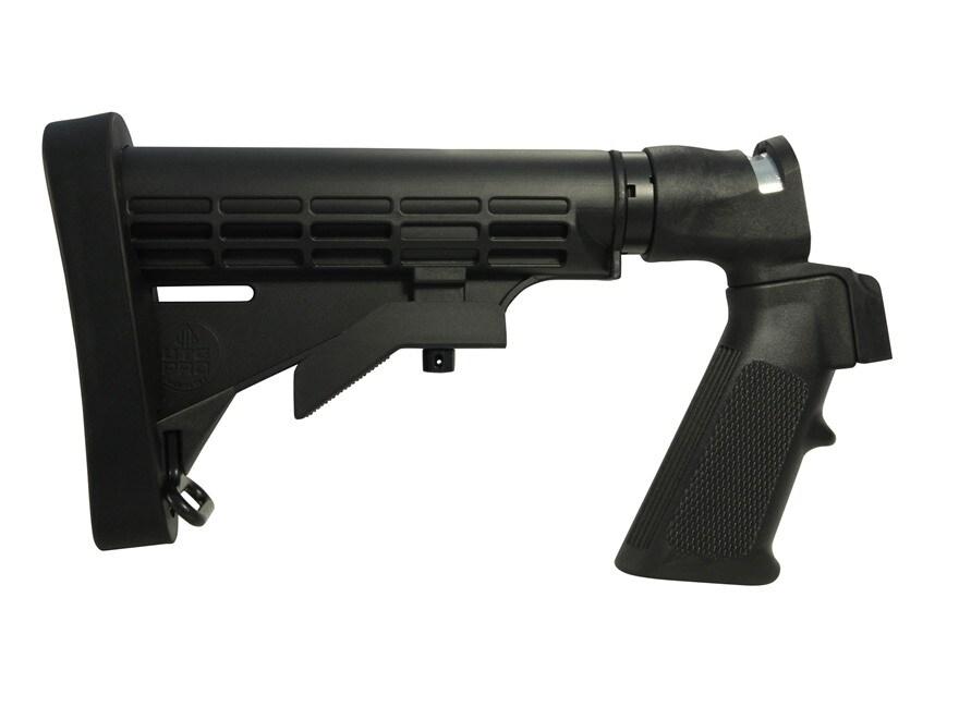 Mossberg Flex Stock Model 500 590 Flex Series Tactical 6 Position Adjustable Synthetic ...