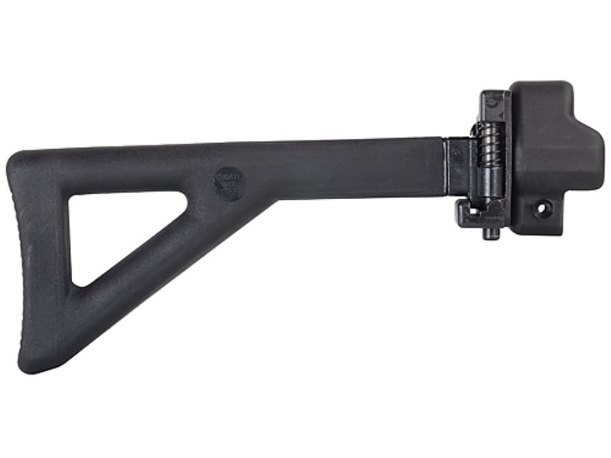 Choate Side Folding Stock GSG-5 Steel and Synthetic Black