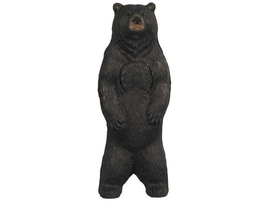 Rinehart Small Black Bear 3-D Foam Archery Target