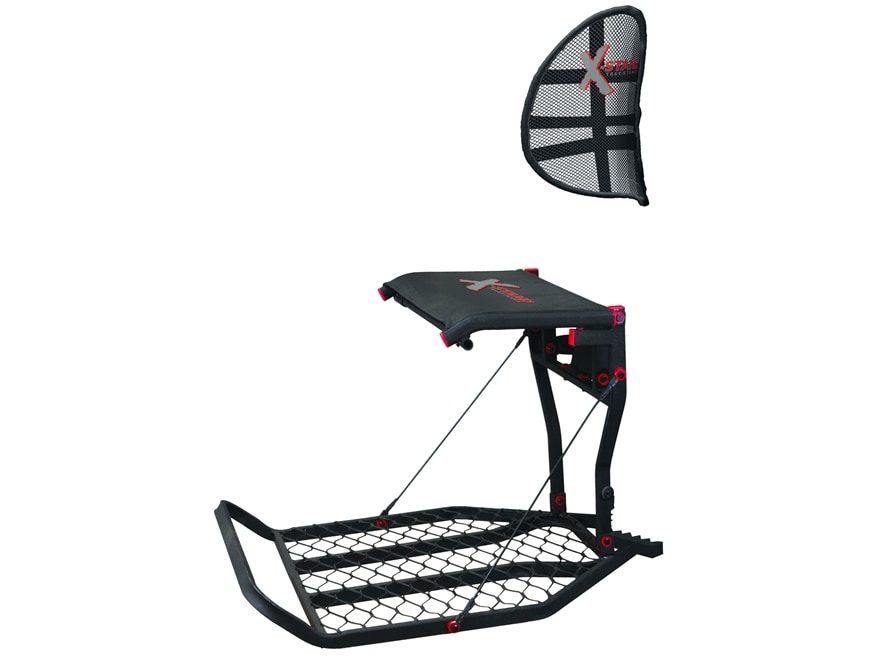 X-Stand The Paragon Hang On Treestand Steel