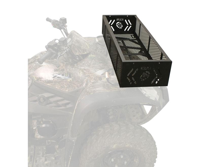 Kolpin Powersports Front/Rear ATV Basket