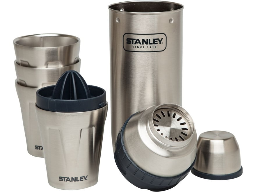 Stanley Adventure Happy Hour 4x System Stainless Steel