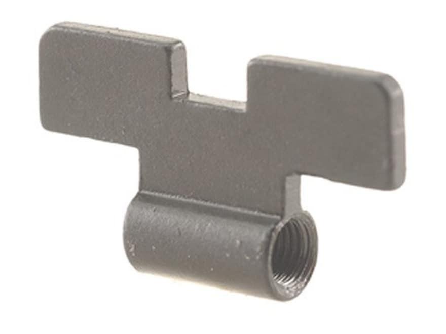 "Smith & Wesson Rear Sight Blade .160"" Black K, L, N-Frame"