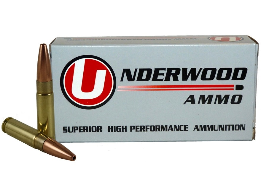 Underwood Ammunition 300 AAC Blackout 115 Grain Lehigh Controlled Chaos Lead-Free Box o...