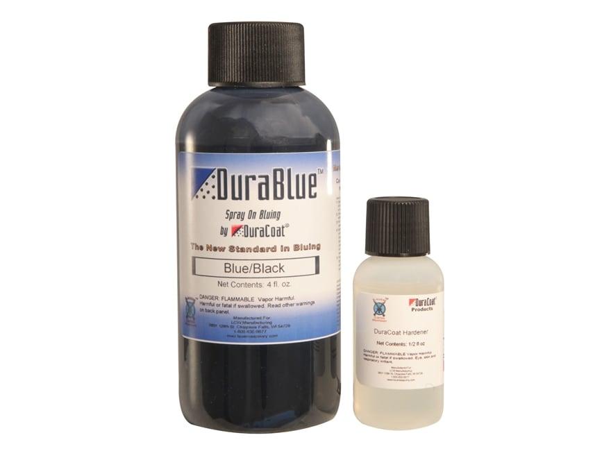 Lauer Custom Weaponry DuraBlue Firearm Finish