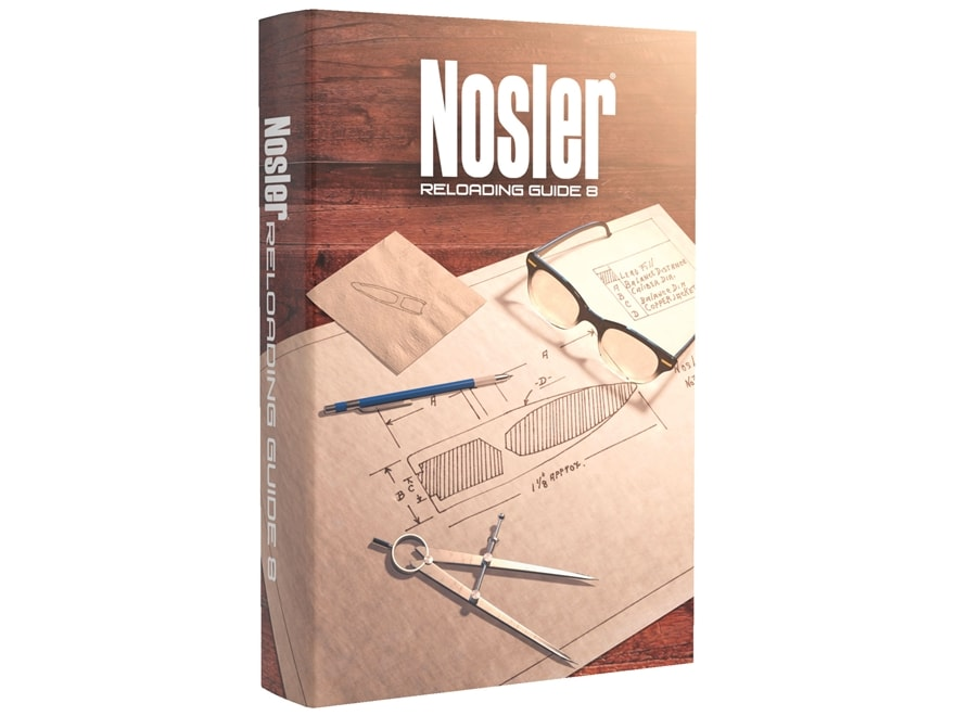 "Nosler ""Reloading Guide 8"" Reloading Manual"