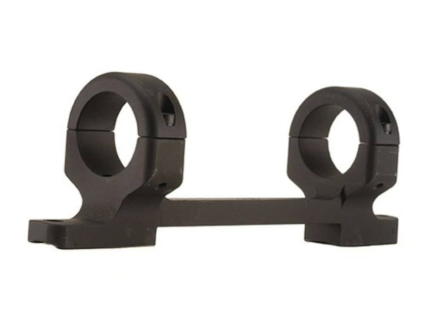 DNZ Products Game Reaper 1-Piece Scope Base with Integral Rings Browning A-Bolt Short A...
