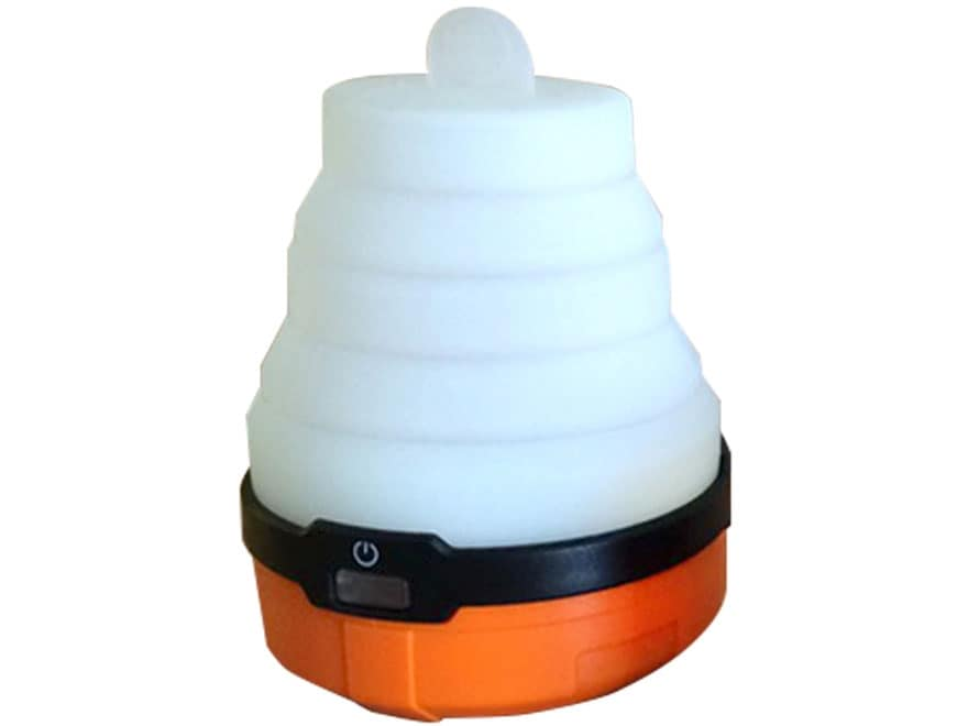 UST Spright LED Lantern Requires 3 AA Batteries ABS Plastic Orange