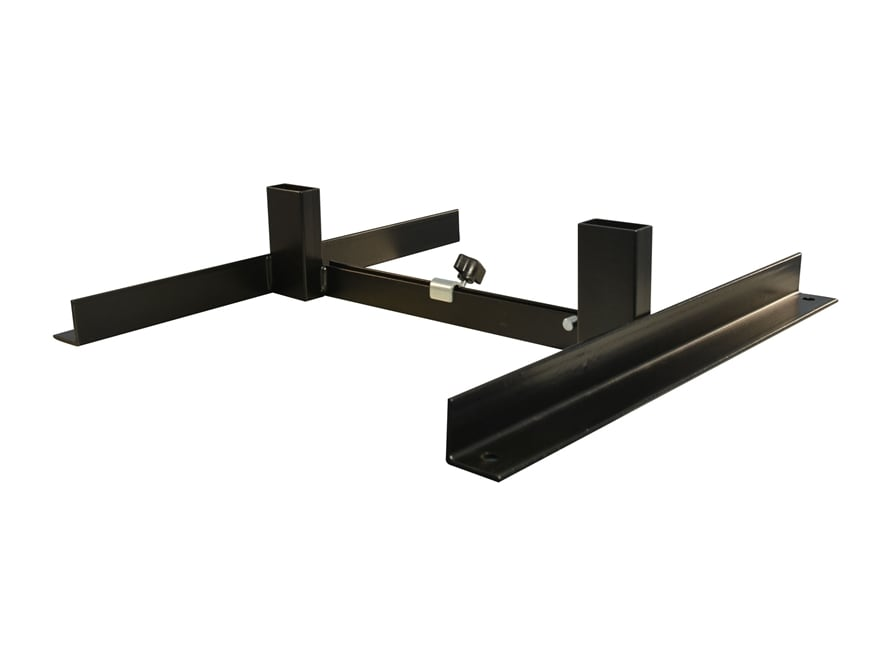 Birchwood Casey Adjustable Target Stand Steel Black