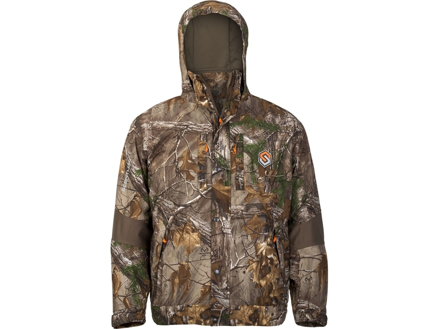Scent-Lok Men's Cold Blooded Jacket Polyester Realtree Xtra